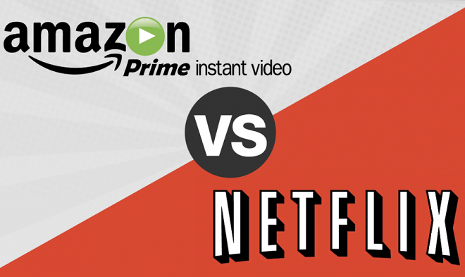 How does Amazon Prime compare to Netflix