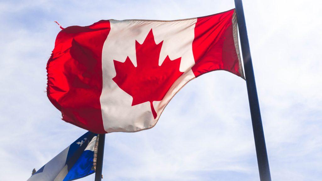 average credit score in Canada