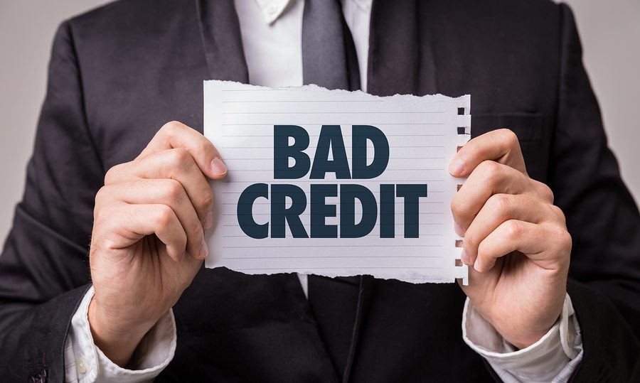 bad credit; build credit, credit score,